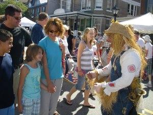 Corny w kid 2010